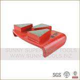 Disco di molatura pieno di sole di HTC per manutenzione stridente del pavimento di calcestruzzo