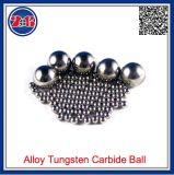 hoge 15mm - de Bal van /Carbide van de Bal van de Legering van het Wolfram van de dichtheid/de Bal van het Carbide van het Wolfram