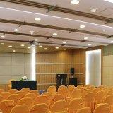 85-265 V Ronda super delgada luz de panel LED 18W