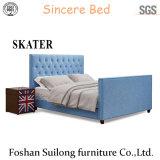 Base americana Sk23 della camera da letto del tessuto di stile di disegno superiore moderno