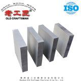 Les plaques de carbure de tungstène de la hanche cimenté pour outil de coupe