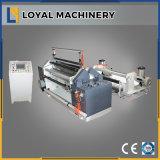 Centro de rodadura de la superficie de la máquina de corte para la película de BOPP, el papel de aluminio...