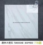 De mooie Tegel van de Steen van de Bevloering van het Lichaam van het Bouwmateriaal Volledige Marmeren