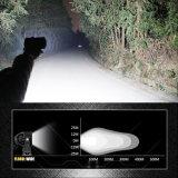 IP68 8d Dubbele LEIDENE van de Dageraad CREE van de Vloed van de Staaf van de Vrachtwagen van de Rij Mini Lichte 4X4 Offroad Lichte Staaf