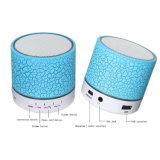 LED do alto-falante Bluetooth Alto-falantes portáteis sem fios suportar Mic TF FM USB