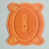 Couvre-tapis de litière du chat d'approvisionnement d'animal familier de PVC