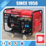 Heißer Verkauf Kolher Motor-Benzin-Generator mit Rädern