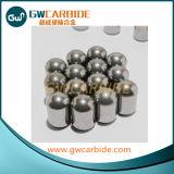 Bouton de carbure de tungstène pour des morceaux d'exploitation