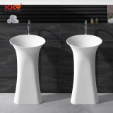 Kkr Freestanding sink solvently Surface Bathroom Sanitary commodity wash-out Basin (180228)