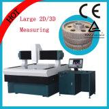Vend la grande machine de mesure visuelle de la commande numérique par ordinateur 2.5D avec le Tableau en métal