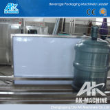 20 리터에 의하여 병에 넣어지는 물 들통 물통 5개 갤런 배럴 순수한 물 충전물 기계