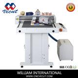 Scanner à plat de la faucheuse en vinyle Machine de découpe en carton Traceur de rainage Die coupe-papier de la faucheuse VCT-MFC6090