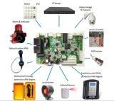 Placa VoIP GSM placa PCB de telefone analógico para o sistema de gerenciamento