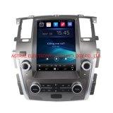 12.1 polegadas Nissan Viatura unidade GPS com Bluetooth Radio