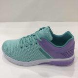 Les femmes, de chaussures de sport style supérieur Flyknit respirant Chaussure de course. Bt0008
