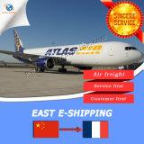 Le fret aérien Guangzhou à la France