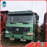 12wheels verwendeter HOWO Dieseltransport-Kipper