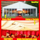800人のSeaterのゲストのためのメーカーの結婚披露宴のイベントの玄関ひさし