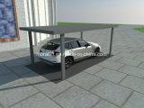 [أوندرغرووند غرج] سيّارة موقف مصعد مع سيّارة أعلى سقف