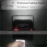 Flache hochzeits-Ereignis-Großhandelsbeleuchtung der LED-Beleuchtung-9X18W Fernsteuerungs