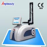Laser partiel de CO2 de rf professionnel pour le traitement d'acné