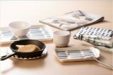 100 % de la mélamine Dinnertware - bac/plaque Rectangle (QQ9018)