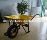 Fabricante para o carrinho de mão de roda (WB6400-2)