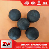 Los surtidores de China echaron las bolas de pulido forjadas alto cromo de la explotación minera del acero de bastidor para los media de los molinos del cemento del carbón que molían bolas