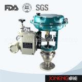 Aço inoxidável Válvula Reguladora de vapor sanitárias