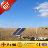 Wind-Sonnenenergie-hybrides Rechnersystem der hohen Leistungsfähigkeits-2kw+600W (2.6KW)