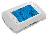 Большой термостат катушки вентилятора экрана касания с голубым Backlight (TSP750E)