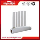 papel No-Encrespado 100GSM de la sublimación de los 610cm*100m Skyimage Fw para la materia textil