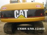 Usadas de excavadora Caterpillar 320 Excavadora Cat 320c para la venta