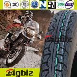 Pneu/pneumático mal ventilados da motocicleta do OEM do elevado desempenho