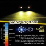 Que é a diferença entre luzes ESCONDIDAS xénon e bulbos Gas-Filled do xénon? Cnlight 35W 55W ESCONDEU o bulbo da conversão do farol do xénon