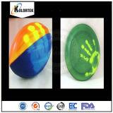 Revestimiento de plástico Color-Changing pigmento con la temperatura