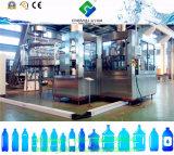 Machine recouvrante de mise en bouteilles de lavage de bouteille d'eau complètement automatique