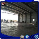 Oficina galvanizada da construção de aço dos edifícios de loja do metal Prefab de aço