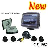 Sistema de Câmera sem fio Monitor TFT de 3,5 polegadas aluguer de vídeo do sistema de sensor de estacionamento(RD735SC4)