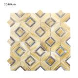 Tegel van het Mozaïek van het Gebrandschilderd glas van de Vloer van de Badkamers van de Vierkanten van de Prijzen van de fabriek de Kleine