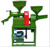 밀 밥 곡물을%s 쇄석기를 가진 결합 밥 선반 기계 축융기
