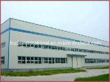 Almacén prefabricado/prefabricado del acero del panel de emparedado