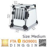 Vente chaude Eassemblage Cage chien en aluminium