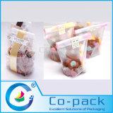 De afgedrukte Verpakkende Zak van de Cake van de Rang van het Voedsel Plastic
