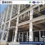Certificação Ce prédio de estrutura de aço prefabricadas