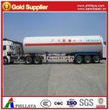 réservoir de stockage du GNL 52.6cbm avec le transport de 3 d'essieu remorques semi