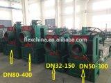 Machine de fabrication de tuyaux métalliques flexibles ondulés en acier inoxydable