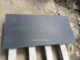 Естественный каменный темный базальт/серая плитка базальта/черный базальт для плиток Kerbstone/стены