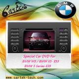 BMW E39-M5 /BMW E53-X5 /BMW E38-M7 (CT2D-SBMW2)를 위한 차 DVD