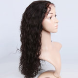 Glueless Lace Front 100 % perruque de cheveux humains brésilien (bond)